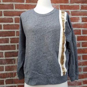 J. Crew Foil Sweatshirt S