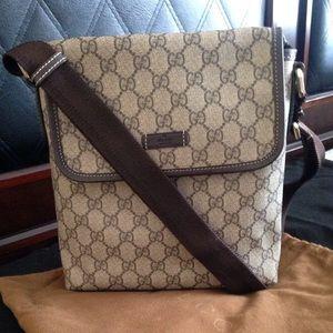Gucci Crossbody Bag with Dust Bag