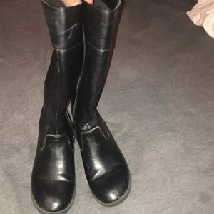 Girl's Boots - Gently Warn - Size 4