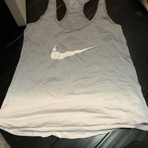Nike racerback workout tank
