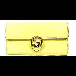 Original Gucci clutch/wallet