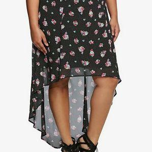High-low Skirt