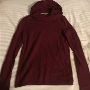 Maroon Loft Sweater
