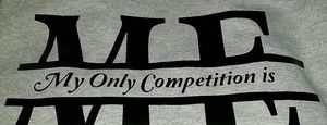 Tops - My Only Competition Tee