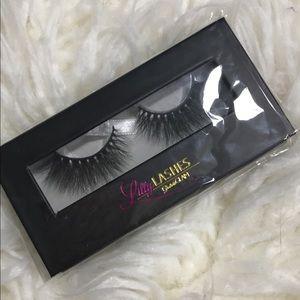 Lilly Lashes Carmel 3D Mink False Eyelashes
