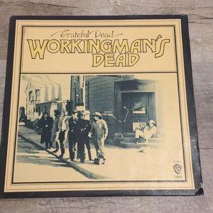 Grateful Dead Vinyl Record LP