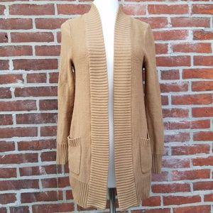 H&M Open Drape Cardigan Sweater S