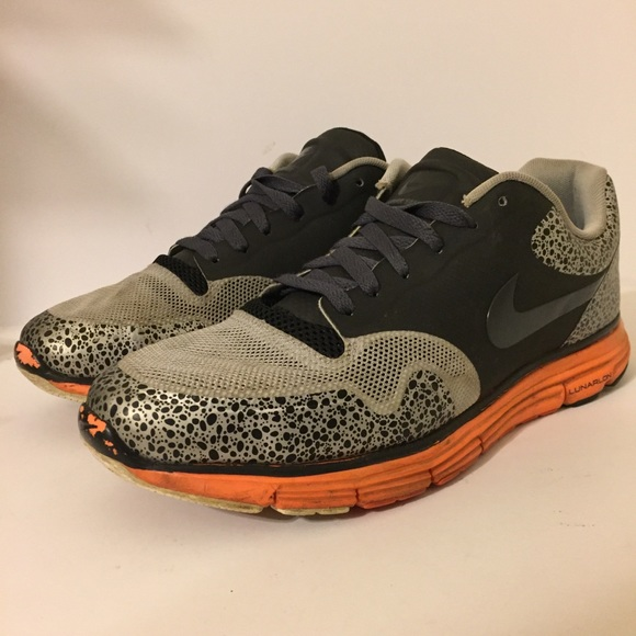 Safari 3m Fuse Lunar Orange Size 9 5 Nike Black cFK1lJ