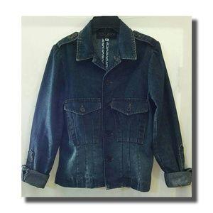Denim Jacket by Juicy Couture Sz. M