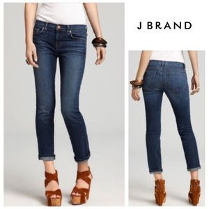 LIKE NEW!  J Brand Scarlett SevenEights crop jeans
