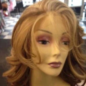 Accessories - Wig cancer Alopecia chemo hairloss Blonde USA Wig