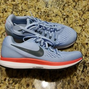 WOMENS NIKE AIR ZOOM PEGASUS 34 #880560-404