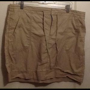 Women's causal skirt