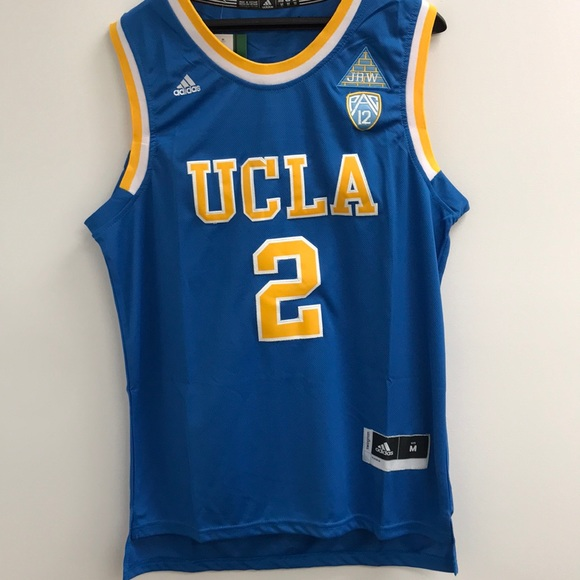 finest selection 4cf6b 1068b NWT Lonzo Ball UCLA NCAA adidas Jersey Medium NWT