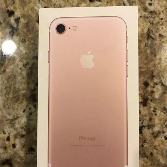 Iphone 7 unlocked 128gb