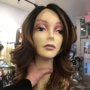 Accessories - Ombre Beautiful Wig Long Loose Romance Curls New