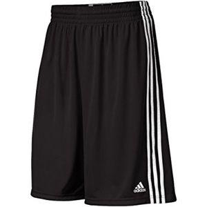Black Adidas Climate Basketball Shorts (Large)