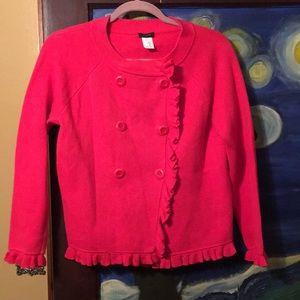 RED J.CREW jacket!!