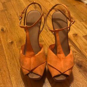 Zara heel size 8.5! (Ysl copy)