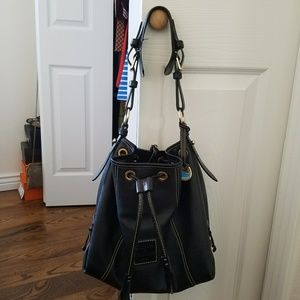 Dooney & Bourke Drawstring Shoulder Bag