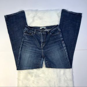 Levi's Perfectly Slimming 512 Boot Cut Jeans