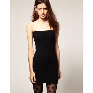 American Apparel Black Bodycon Dress - M