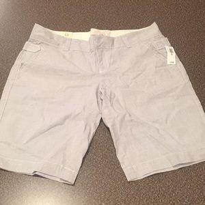 NWT Old Navy bermuda shorts