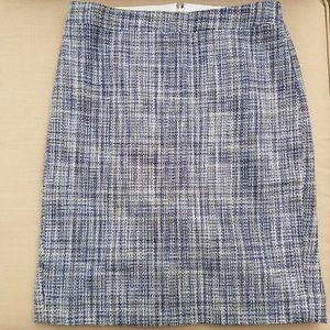 J. Crew Tweed No. 2 Pencil Skirt 2