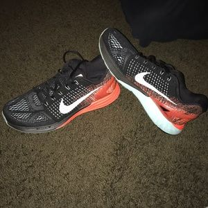 WORN TWICE • Nike lunar glide 7 • 8.5