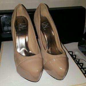 Hidden Platform heels