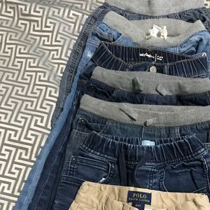 Baby gap, polo, children's place jeans