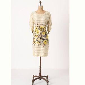 [Anthropologie] Meadow Rue Peppered Plena Dress 0