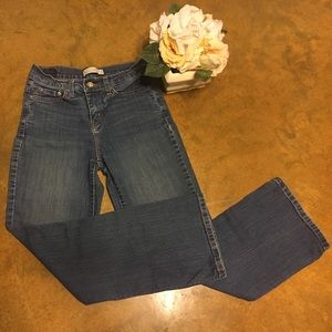 Levi's Bootcut 512 Perfectly Slimming Jeans
