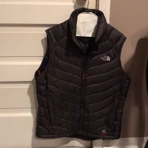 Women's North Face vest