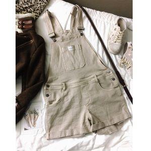 Calvin Klein • Blogger Fave Vintage Khaki Overalls
