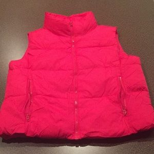 EUC Joe Fresh puffer vest