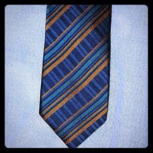 RARE VINTAGE Giorgio Armani Men's Skinny Tie
