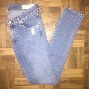 Rag & bone W1502K520EVE EVERTON Jeans Size 28