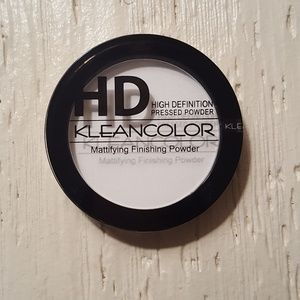 High Definition Matte Pressed Powder