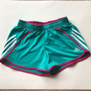 Adidas Sports Blue Shorts (1 pair) NWOT