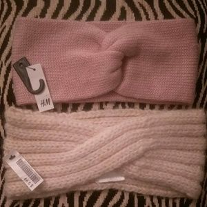 Knitted Headband Set