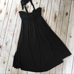 - Trina Turk - Halter Viscose Dress