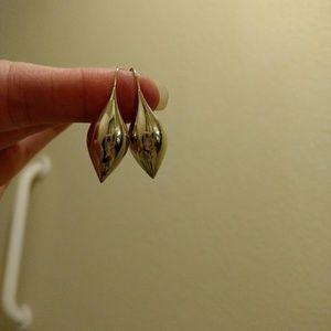 Michael Dawkins drop Earrings 925 silver