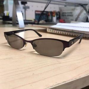 622731347d8f7 kate spade Accessories - Kate Spade Aderyn eyeglass frames Plum Endura w14