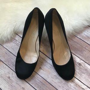 Kate Spade Classic Black Heels