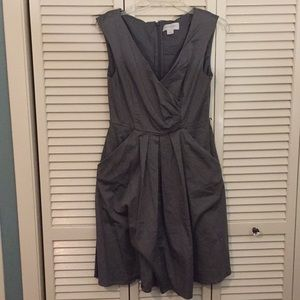Grey Jessica Simpson dress