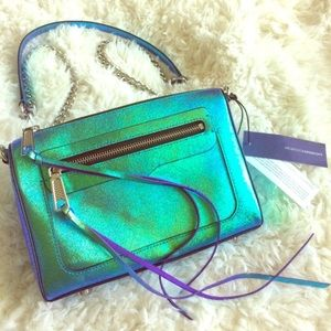 Rebecca Minkoff Avery Iridescent Bag