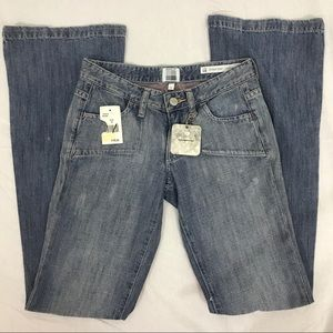 Salt Works Orchard Street low rise Flare Jeans  24