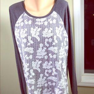 XXL tall long sleeve Old Navy shirt