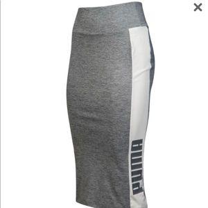 XL puma skirt